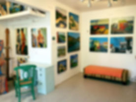 Marc Kundmann Studio Provincetown art, graphic and website design