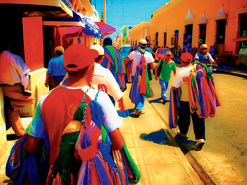 Parade of Hamacas