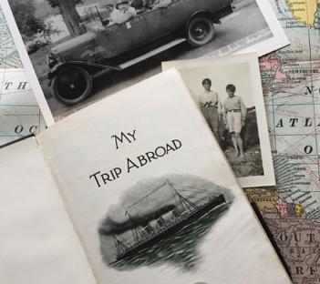 My Grandmother's Travel Diary
