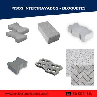 PISOS INTERTRAVADOS - BLOQUETES