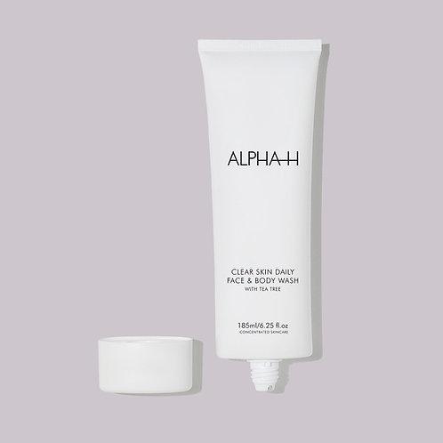 Clear Skin Daily Face & Body Wash