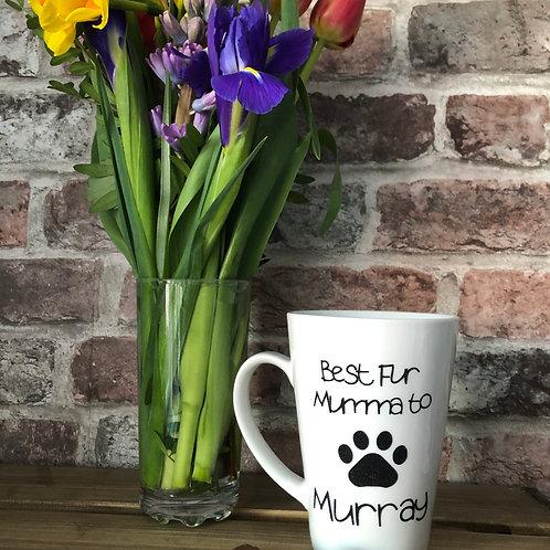 Fur Muma Personalised Mug