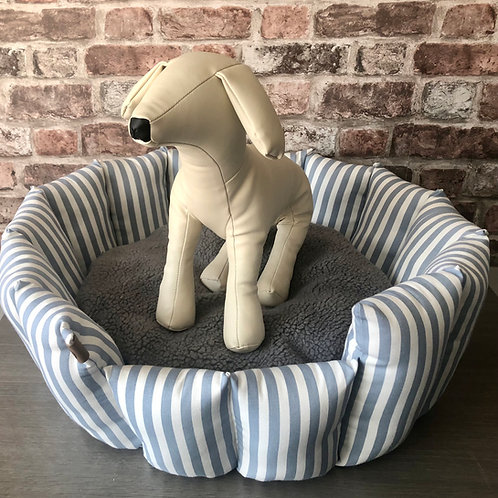 Luxury Handcrafted Dog Bed - Teign Collection