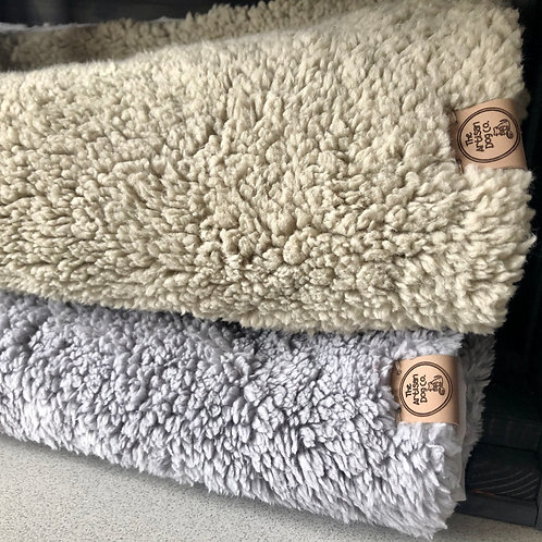 Snuggle Me Up! Luxury Sherpa Fleece Blanket