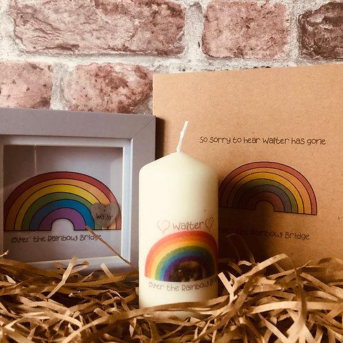 Over the Rainbow Bridge Gift Set