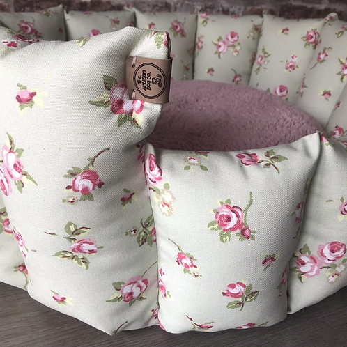 Luxury Handcrafted Bed - The Dolly Collection