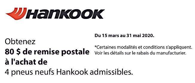 Promo printemps Hankook_Plan de travail