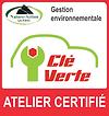 Clé Verte, atelier certifié, CAA, garage, environnementale