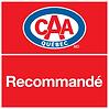 CAA Québec, Recommandé