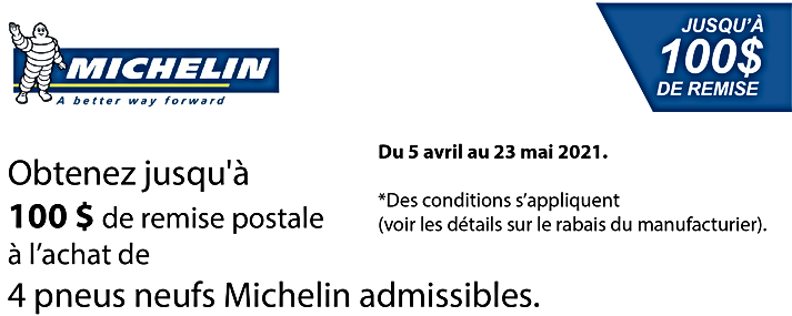 Promo printemps Michelin 100$ 2021.png