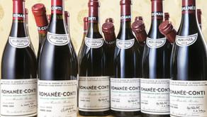 Os Vinhos Mais Famosos do Mundo