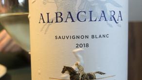 Albaclara Sauvignon Blanc 2018