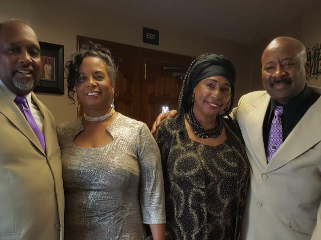 Bishop & Pastor 9th anniversary celebation.