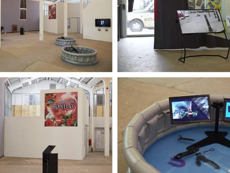 Eastside Projects | The Range: Seema Mattu (artist index and exhibition programme) [2019]