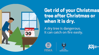 Warm Up with Fire Safety