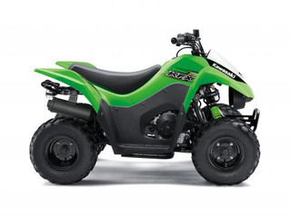 Kawasaki Recalls All-Terrain Vehicles Due to Fire Hazard