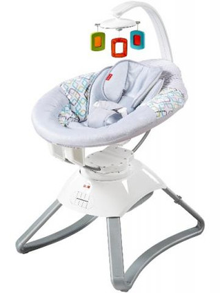 Fisher-Price Recalls Infant Motion Seats Due to Fire Hazard