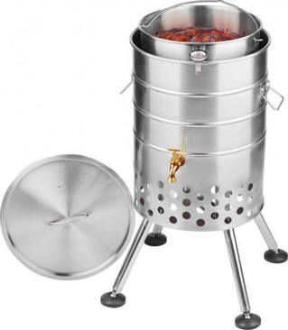 Outdoor Gourment Turkey Keg Fryers