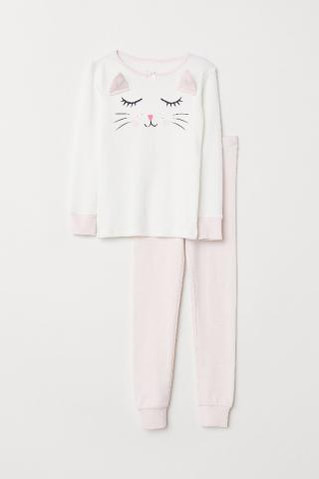 H&M Recalls Children's Pajamas Due to Failure to Meet the Flammability Standard