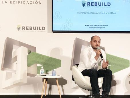 Conferencia sobre arquitectura avanzada y sostenible
