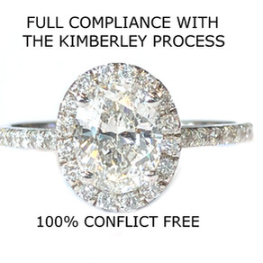 Our Diamonds Are Ethical & Conflict Free