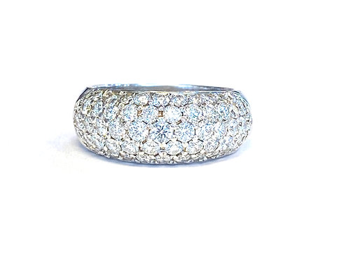 1.40CT. PAVE DIAMOND ANNIVERSARY BAND