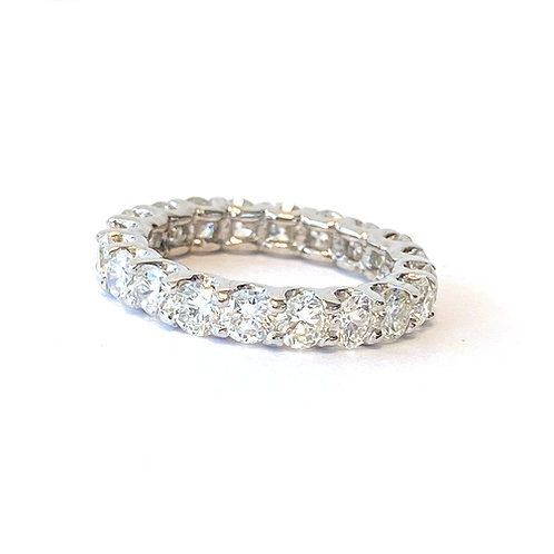 3.30CT. CLASSIC DIAMOND ETERNITY BAND RING