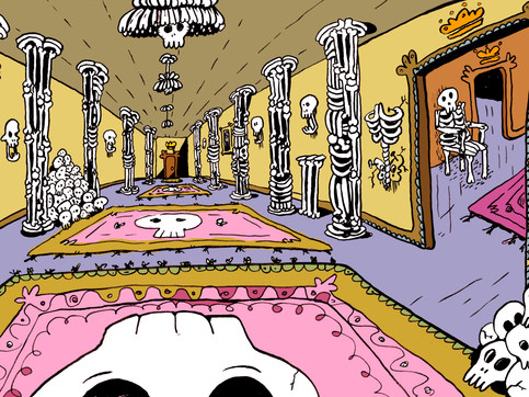 Backgrounds for theatre