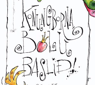 Children's book: the Royal pimple problem!