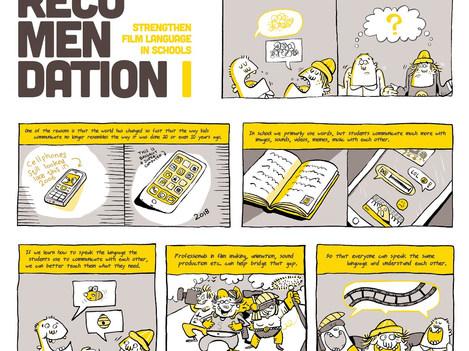 Educational comic