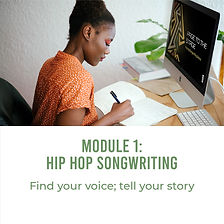 Hip Hop Songwriting