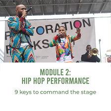 Hip Hop Performance