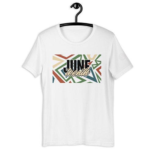 Limited Juneteenth fabric Short-SleeveT-Shirt