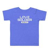 Love Toddler Short Sleeve Tee