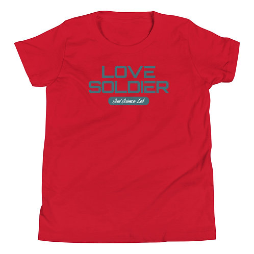 Love Youth Short Sleeve T-Shirt