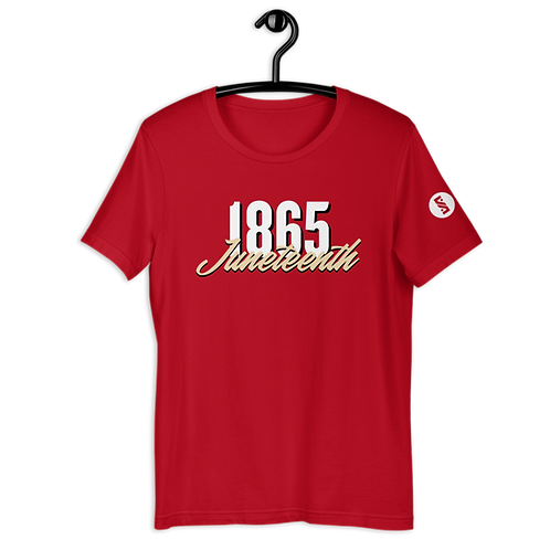 Limited SSL Juneteenth Short-Sleeve  T-Shirt