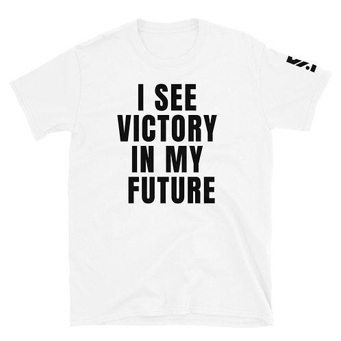 Victory Lyric White T-Shirt