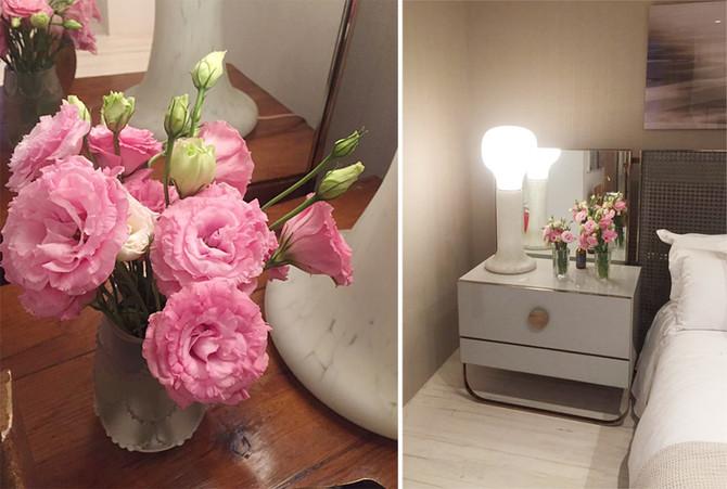 As flores na Casa Cor em SP