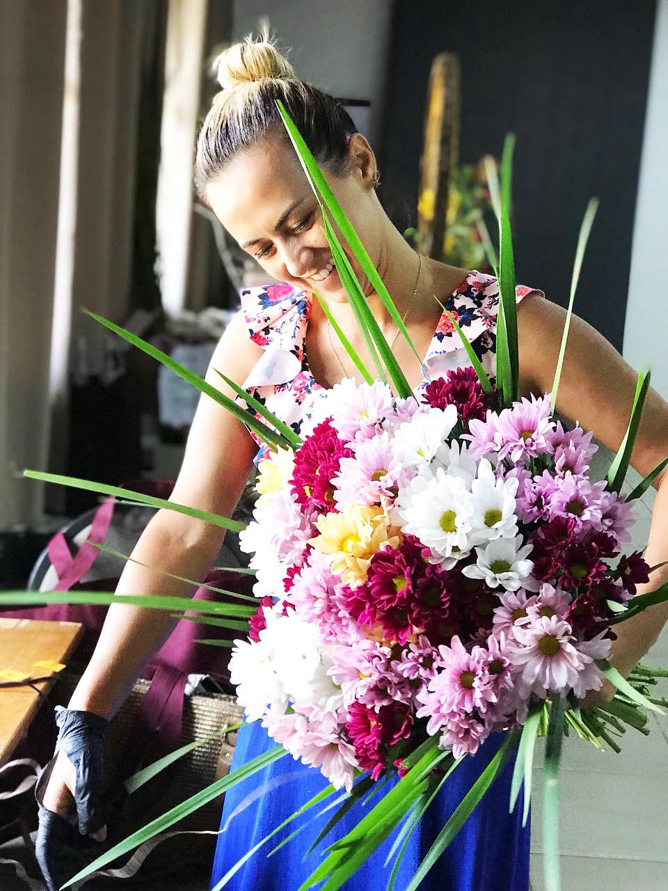Juliana Hames - Artista Floral