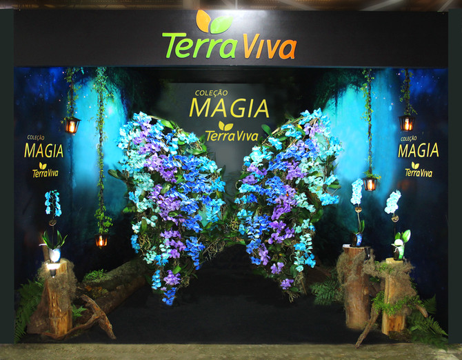 Terra Viva no 27ª Enflor e 15ª Garden Fair