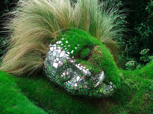 Musgos, plantas e arte!