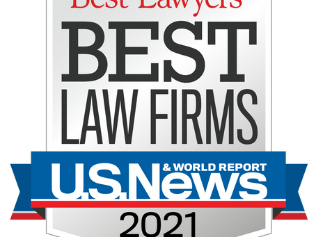 "Anspach Law has earned the distinction as one of America's ""Best Law Firms."""