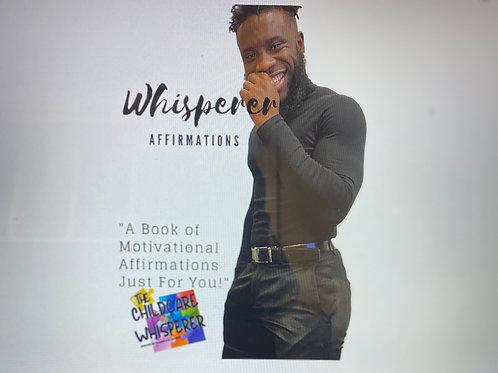 Whisperer Affirmations