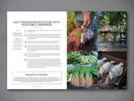 Thai cookbook/lonely panet