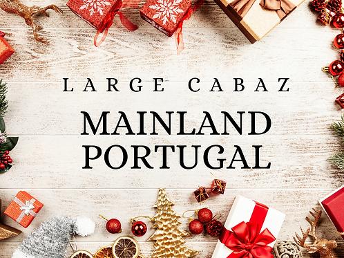 Mainland Portugal-Large Cabaz