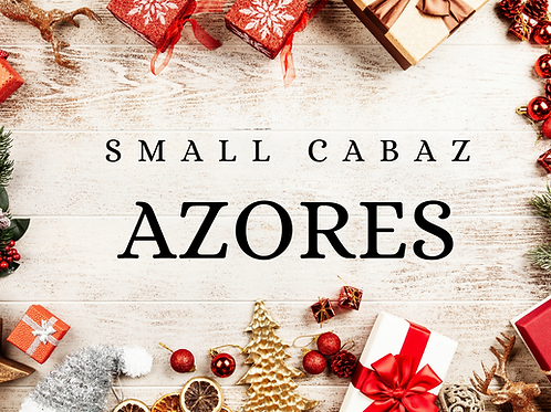 AZORES- Small Cabaz
