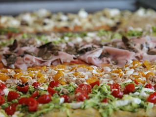 La pizza in teglia alla Romana, cos'è?