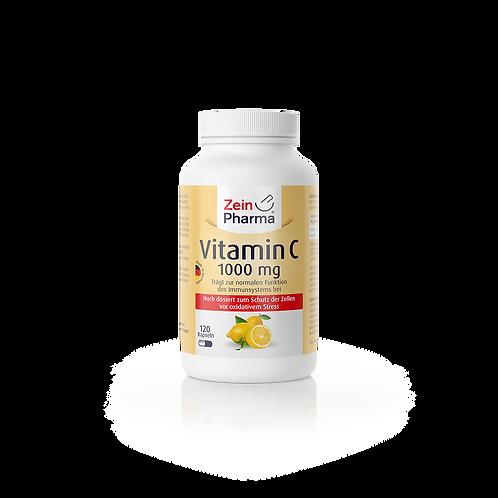 Vitamin C 1000 mg (120 Kapseln)