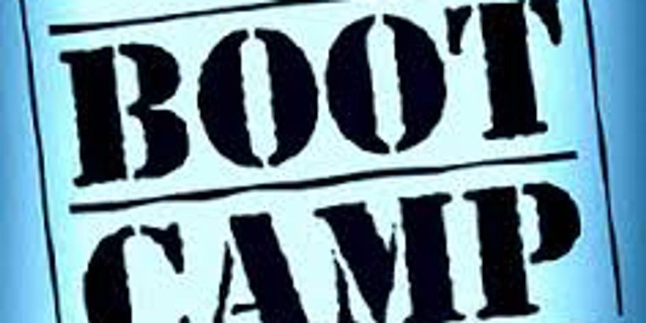 Bootcamp 6 januari 2018