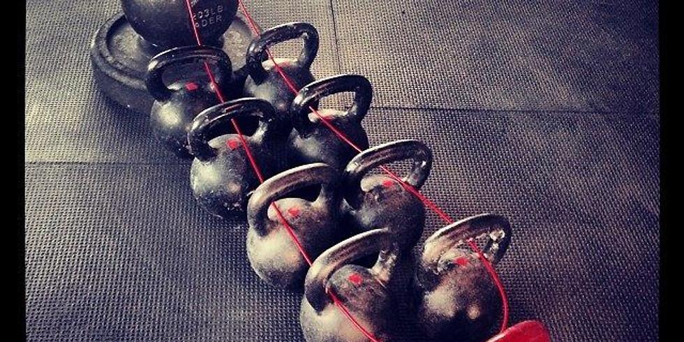 Pre Christmas Workout II & Coffeehouse